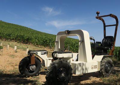 Emjambeur viticole ALPO 4x4