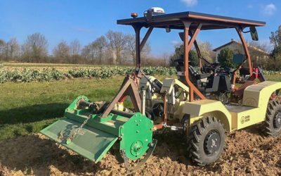 SABI AGRI et Trimble, une coopération qui fait sens !